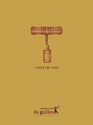 Nuova Carta di Vini Da Galileo